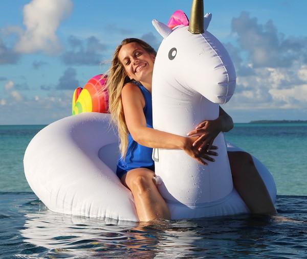 home accessory pool float unicorn pool accessory