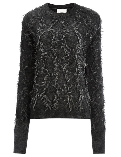 3.1 Phillip Lim sweater mohair grey