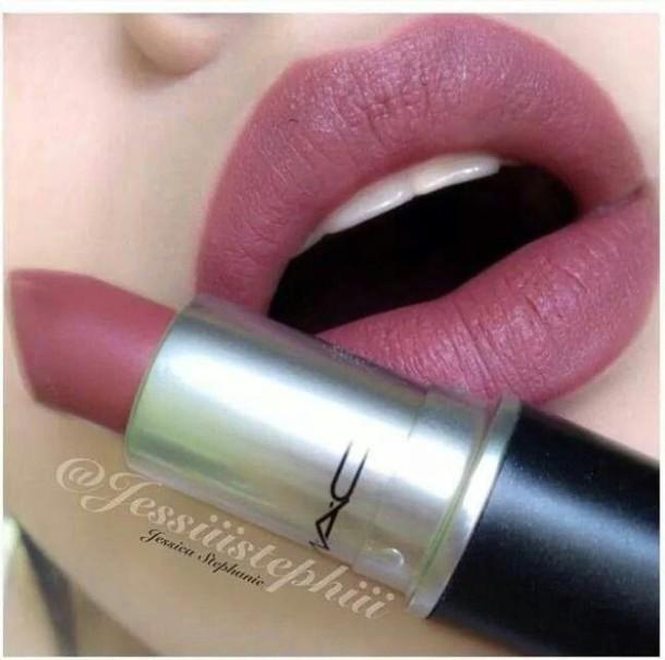 make-up mac cosmetics lipstick