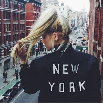 jacket brandy melville brandy melville usa new york city new york dark blue winter jacket winter outfits fall jacket fall outfits fall winter outfits