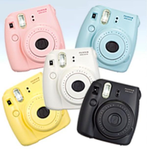 Amazon.com : Fujifilm Instax Mini 8 Instant Film Camera (Pink ...