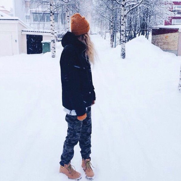 pants winter sports camouflage