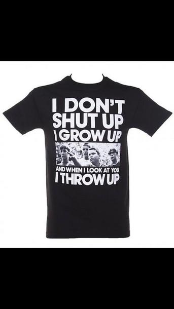 shirt funny t-shirt t-shirt black t-shirt