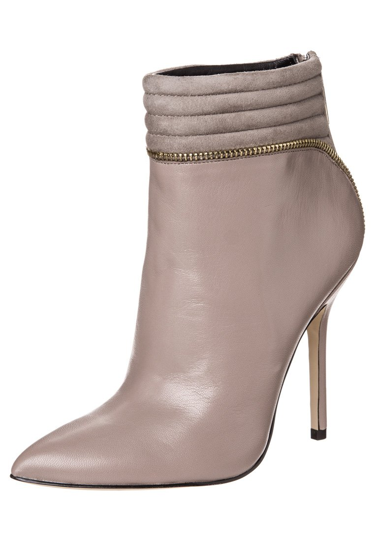 Guess PARNES - High Heel Stiefelette - natural - Zalando.de