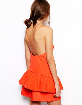 Finders Keepers | Finders Keepers Strange Fire Playsuit at ASOS