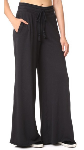 Free People pants black