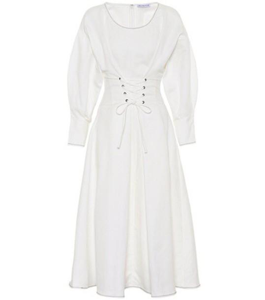 Rejina Pyo dress cotton white