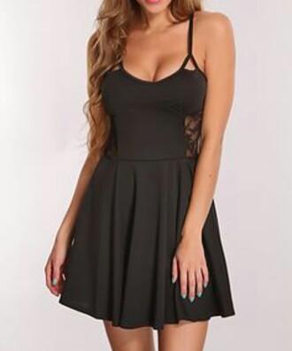 black dress cute dress formal dress prom dress lace dress comfortable dress winter formal dress flowy dress
