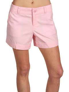 Lilly pulitzer callahan short solid scallop pink