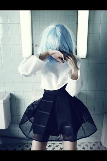 skirt dress black and white dress black and white kim hyuna