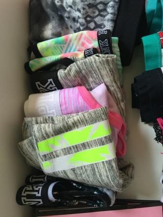underwear fashion sportwear multicolor sports shorts