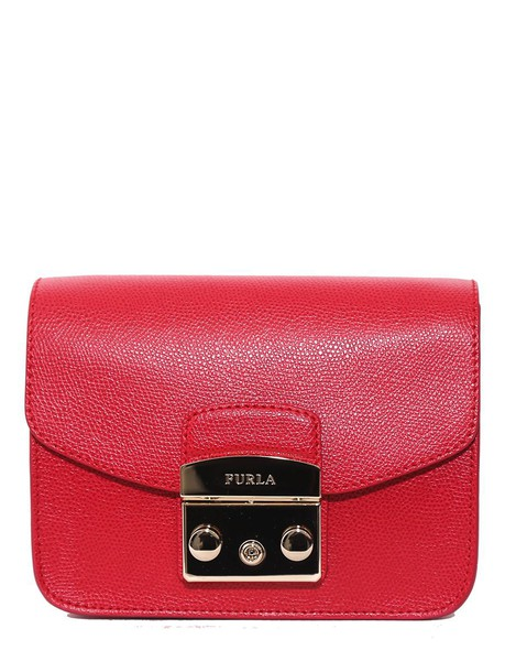 Furla bag shoulder bag red