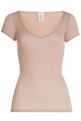 t-shirt shirt silk rose top