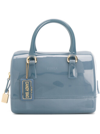 women candy blue bag