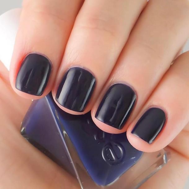 Nail accessories: tumblr, nail polish, nails, nail art, dark nail ...