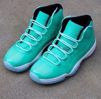 shoes tiffany blue mint sneakers