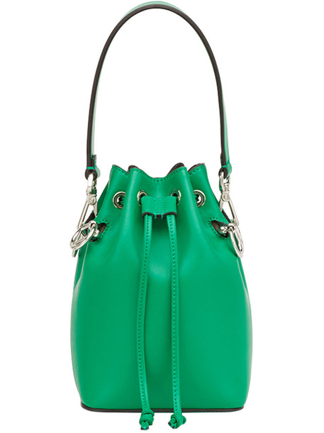 mini women bag mini bag leather green