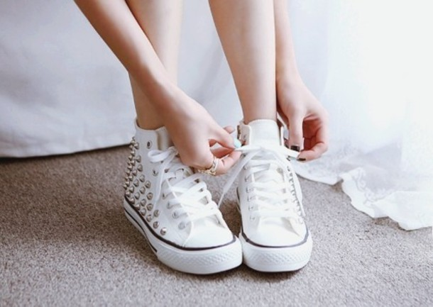 converse all star white. shoes white chuck taylor all stars all-star converse pretty cute star