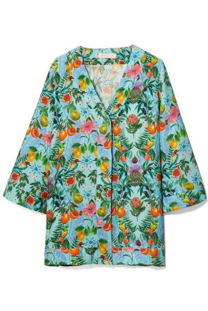 blouse chiffon blouse chiffon light blue silk light blue top
