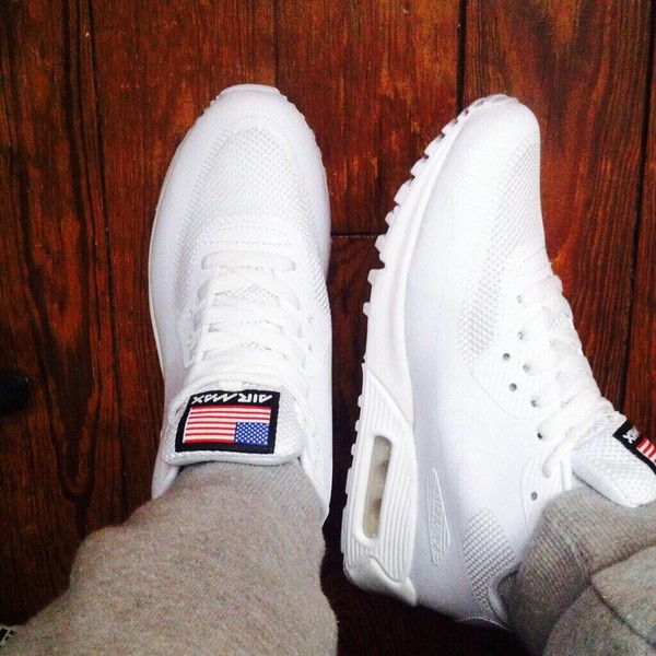 nike air max 90 hyperfuse american flag