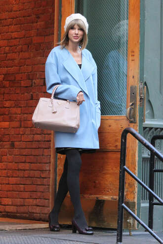 coat fall outfits taylor swift shoes