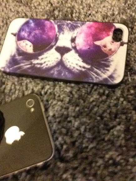 iphone case phone case iphonecases iphone 4 case case for iphone 4/4s/5 cases cats cateye sunglasses galaxy case galaxy