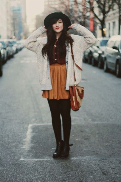 cardigan knitted cardigan patterned sweater shirt skirt