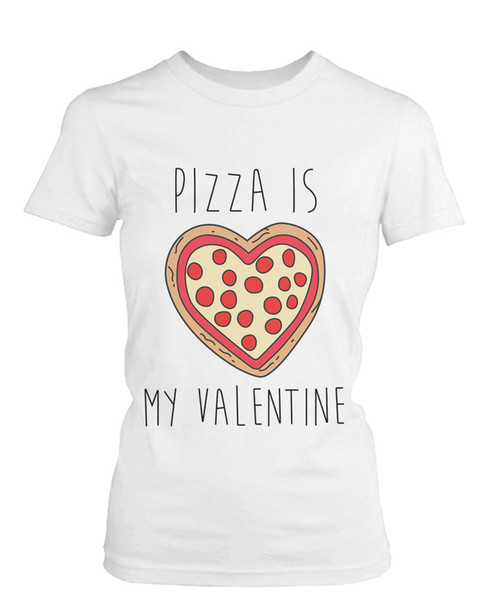 Shirt Gift Ideas Pizza Pizza Shirt Valentine S Day Gift Idea