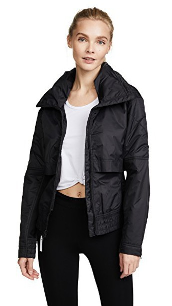 ADIDAS BY STELLA MCCARTNEY jacket black
