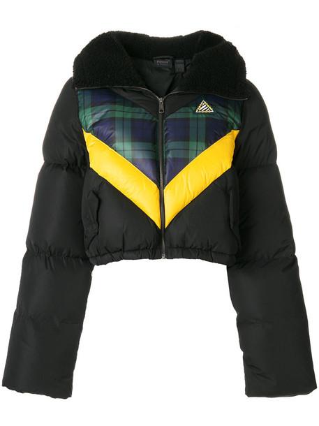 Fenty x Puma jacket cropped women black