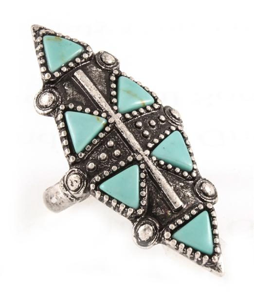 Turquoise Treat Ring