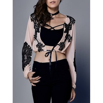 top rose wholesale black strappy fashion cream high waisted jeans crop tops style classy