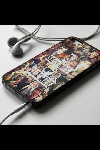 phone cover 5 seconds of summer iphone case iphone 4 case