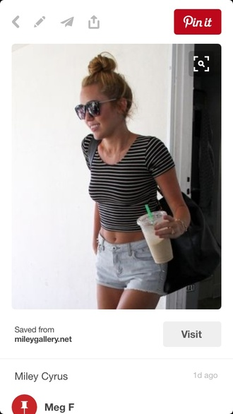 t-shirt miley cyrus cute summer summer outfits fashion top
