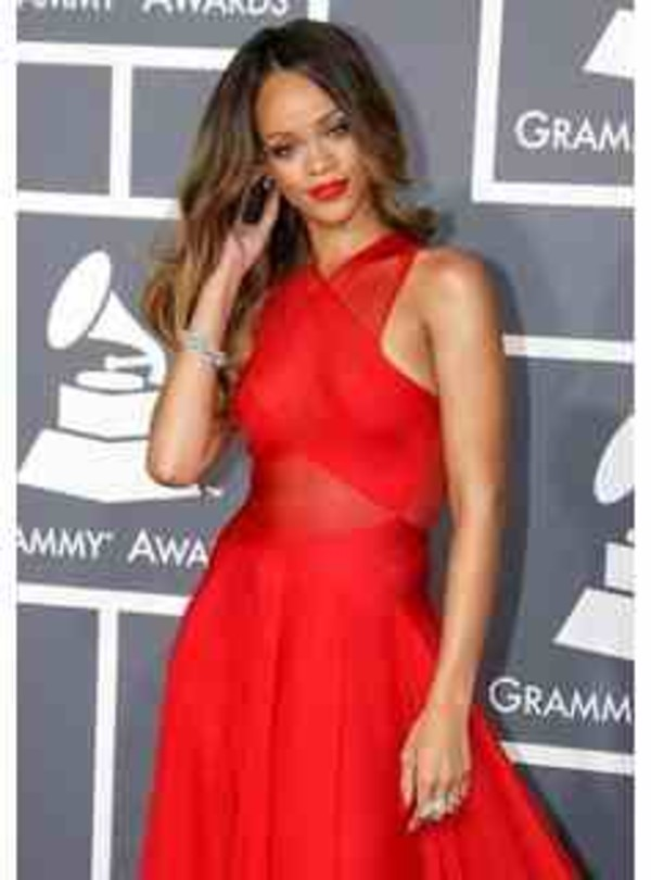 blouse red dress red prom dress high neck high neckline prom dress rihanna prom dress see thru fitted prom dress affordable prom dress