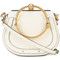 Chloé - small nile bag - women - calf leather - one size, nude/neutrals, calf leather