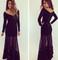 Tiara maxi dress