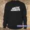 Arctic monkeys sweatshirt - teenamycs