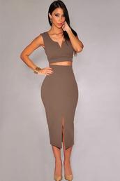 brown,apparel,accessories,clothes,dress,jumpsuit,romper