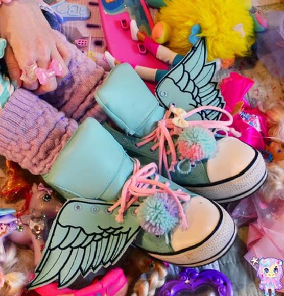 converse wing lolita kawaii