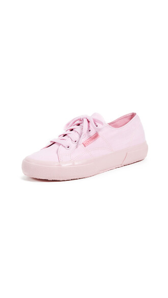 sneakers cotton pink shoes