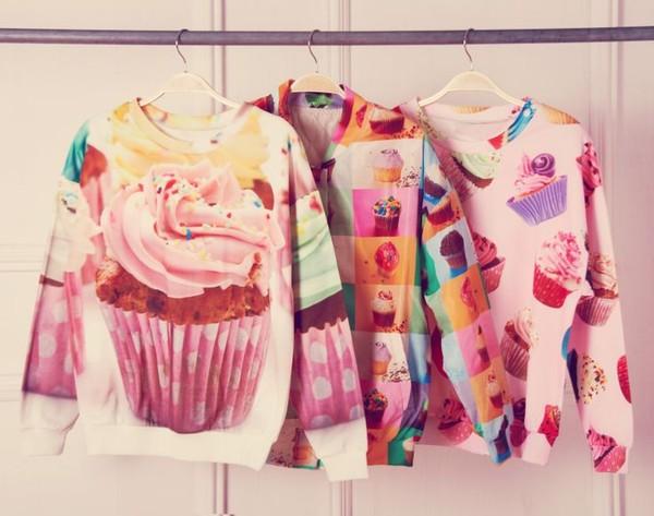 shirt romwe pink sweatshirt print sweater