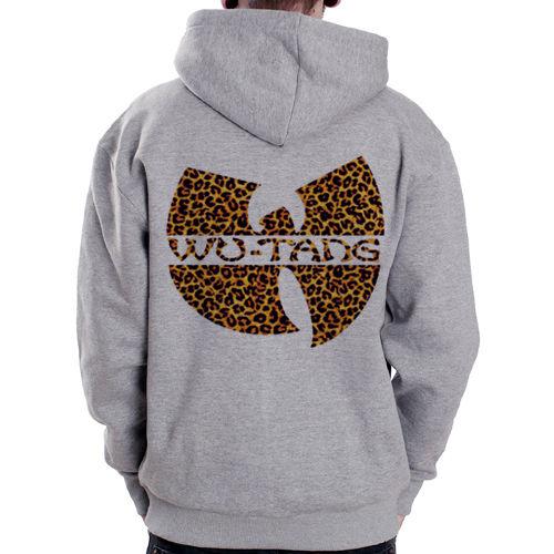 Wu Tang Clan Leo 豹紋 Leopard DJ Rap Hip Hop Grey Zip Hoodie Hoody Sweatshirt | eBay
