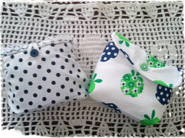 bag purse polka dot bag cute bags sanitary pad bag apple pattern apple fabric lace bag lace bags handmade etsy female bag