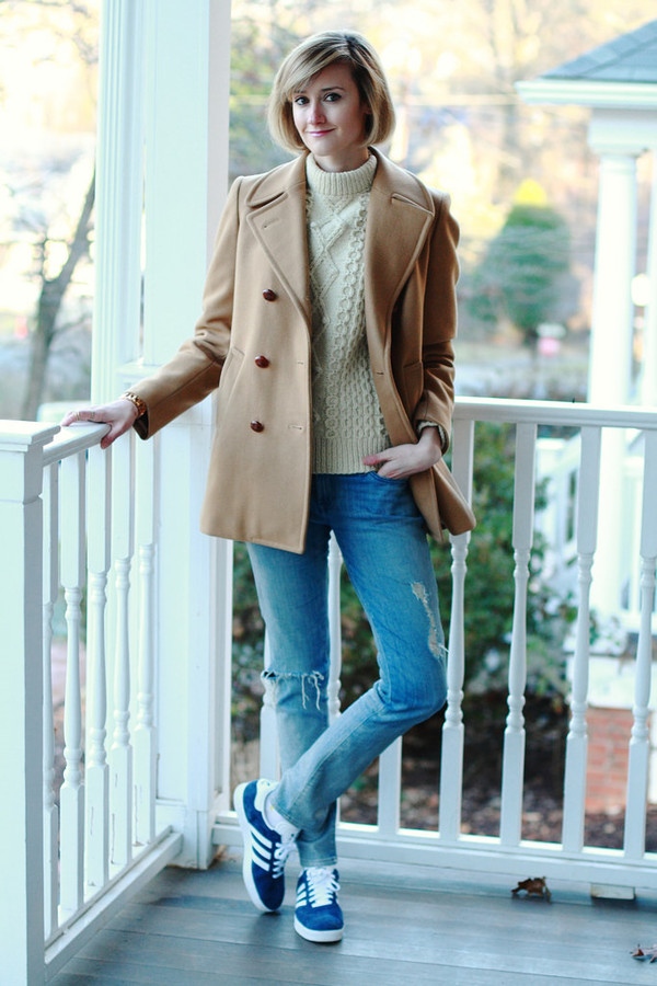 district of chic jewels coat sweater shoes