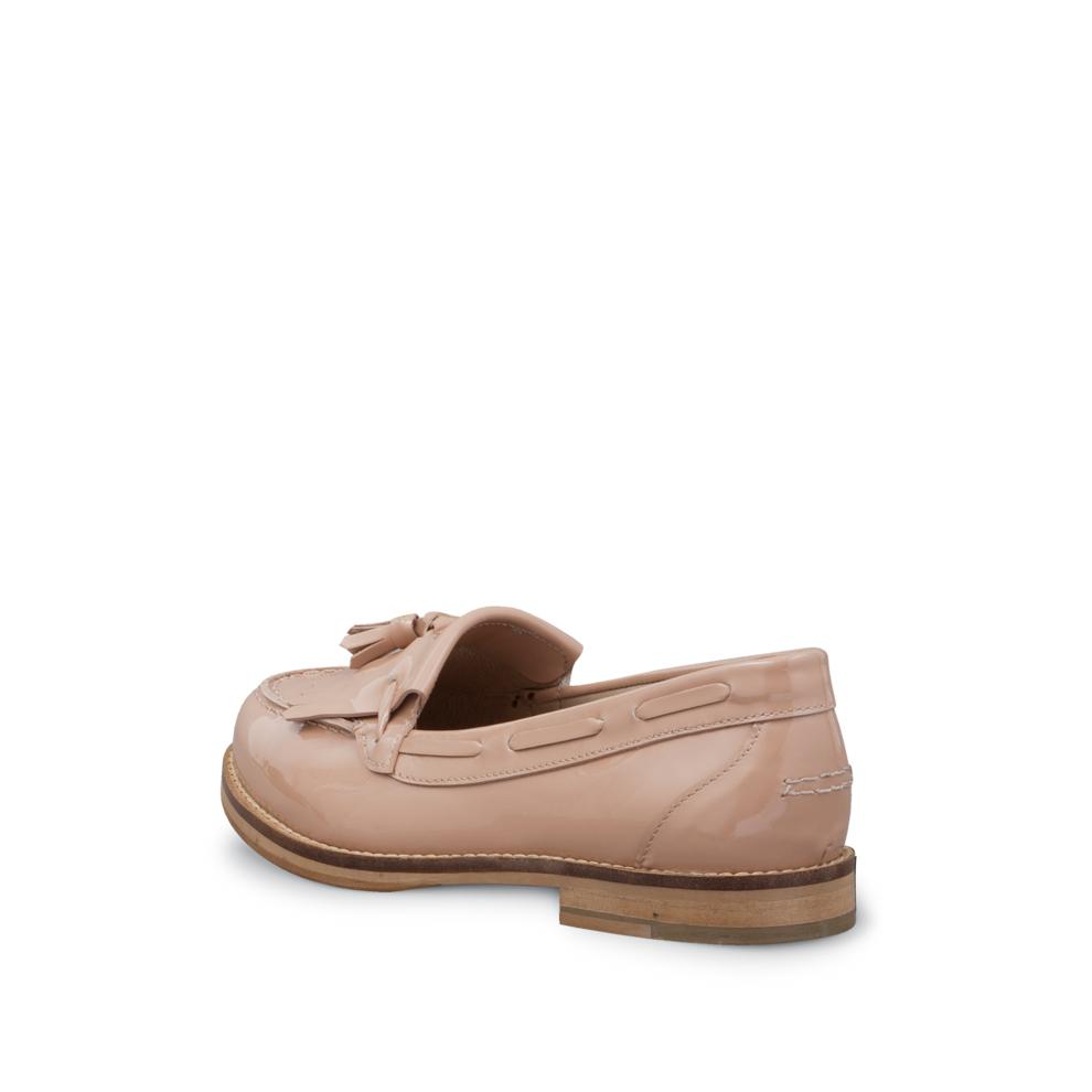 Seine Oranje Loafers & Instappers Dames Schoenen I DUO