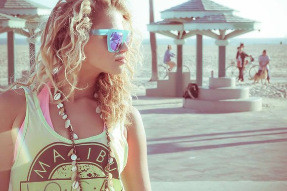 eyewear sunglasses shades malibu summer outfits sunshine beach ocean surfchick