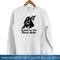 Starwars come to the dark side sweatshirt