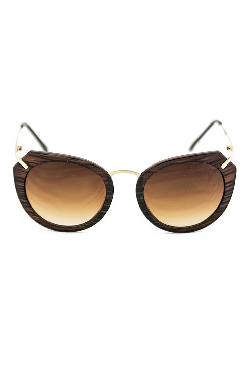 LOST MY WAY SUNGLASSES - Brown | Haute & Rebellious