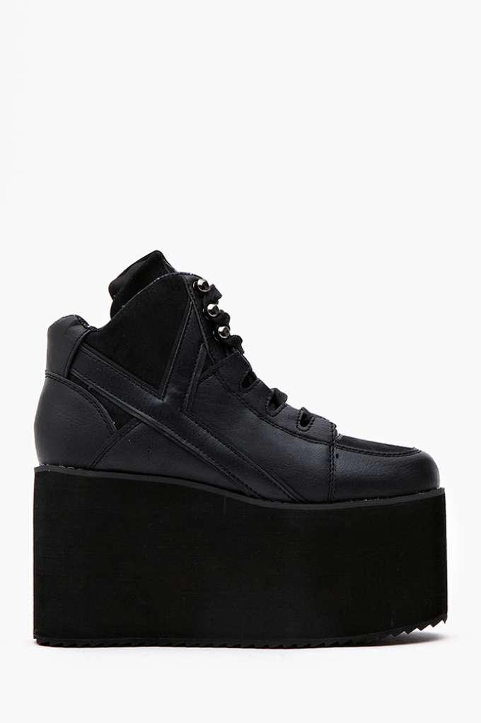 Alliance Platform Sneaker at Nasty Gal
